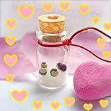 大人気!〔恋の瓶詰め〕エケコ人形小物☆あなたのもとへ届け!LOVE!【恋愛成就】
