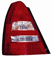 Depo 320-1905L-AS Subaru Forester Driver Side Replacement Taillight Assembly [並行輸入品]