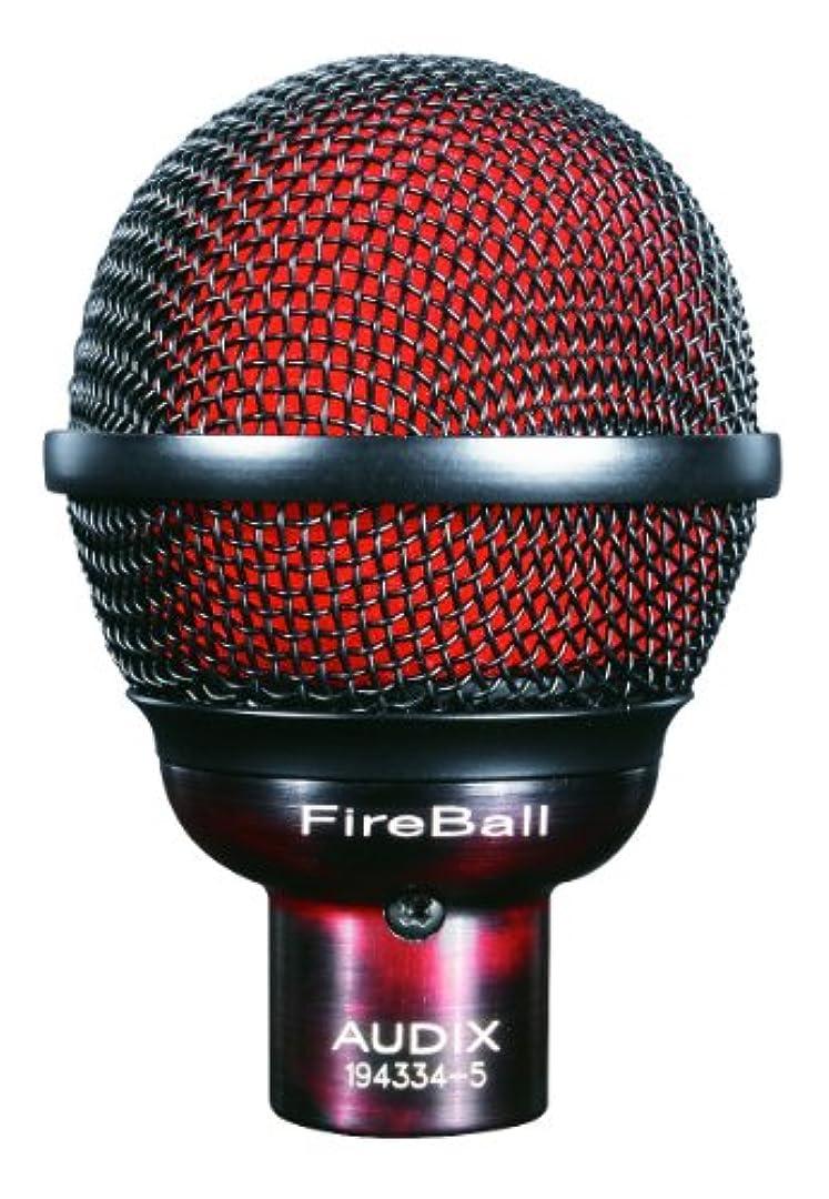注釈を付けるのれん実質的にAUDIX ハーモニカ ボーカル向け ダイナミックマイク カーディオイド Fireball