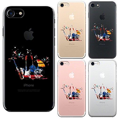 iPhone7 iPhone8 兼用 ハード クリア ケース...