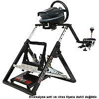 Next Level Racing Wheel Stand 主要メーカーステアリングコントローラー対応 高い拡張性 NLR-S002 【国内正規品】