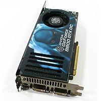 BFG Tech GeForce 8800GTX OC 768MB ddr3PCI Express ( PCI - E )デュアルDVIビデオカードW / TV出力& HDCPサポート