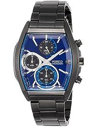 [ワイアード]WIRED 腕時計 WIRED NEW REFLECTION 4thトノー AGAV125 メンズ