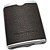 スリップオン ハニカム 携帯灰皿 ブラック