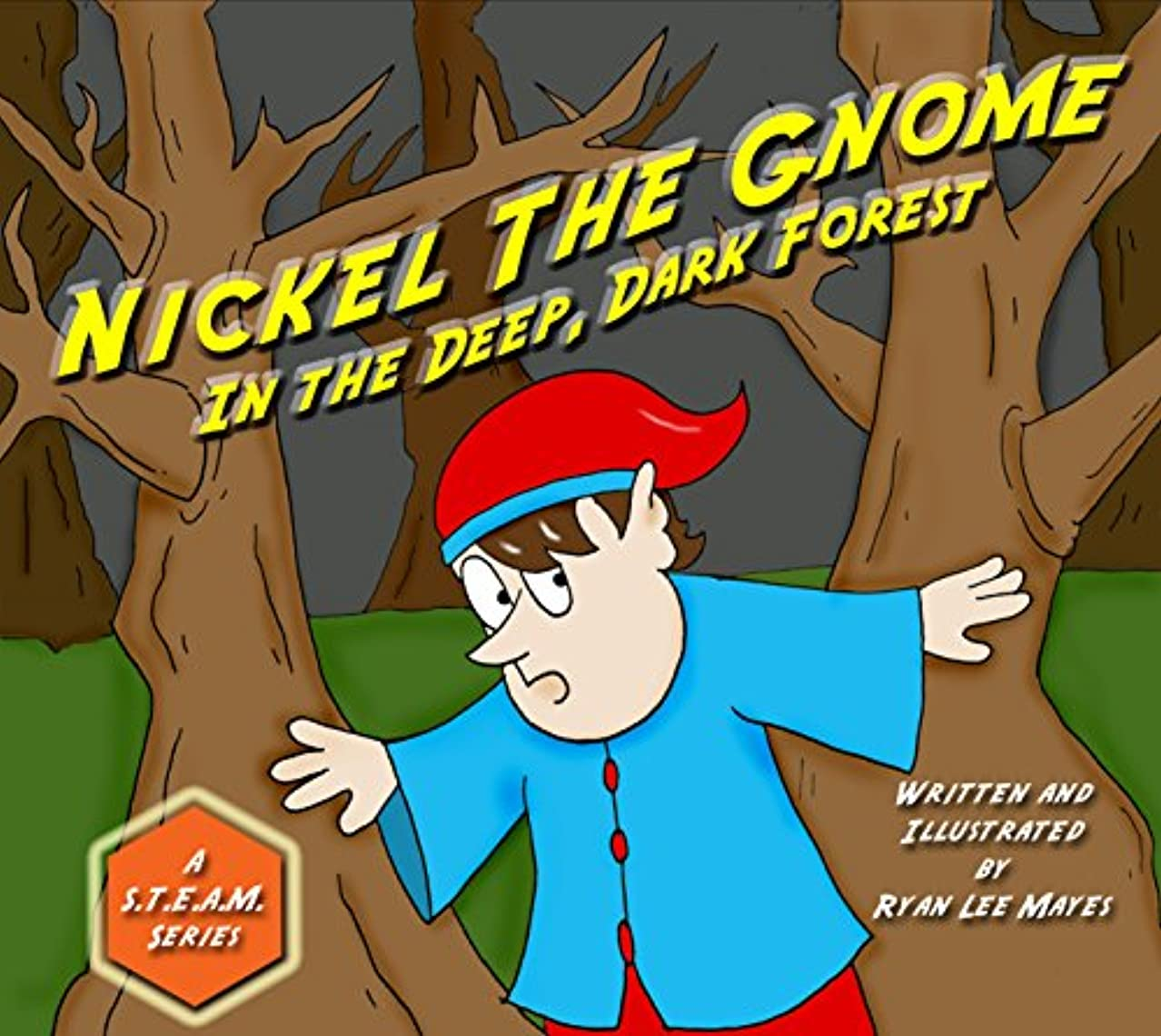 ケーキ淡い同封するNickel the Gnome: In the Deep, Dark Forest (English Edition)