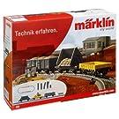 Marklin (メルクリン) 建設現場車両付きトラック拡張セット78082 鉄道模型(HOゲージ) [並行輸入品]