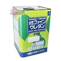 日本ペイント 水性ファインウレタンU100淡彩艶有 15kg ND-461