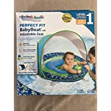 SwimSchool Baby Boat Level 1 Intro to Water with Adjustable Seat