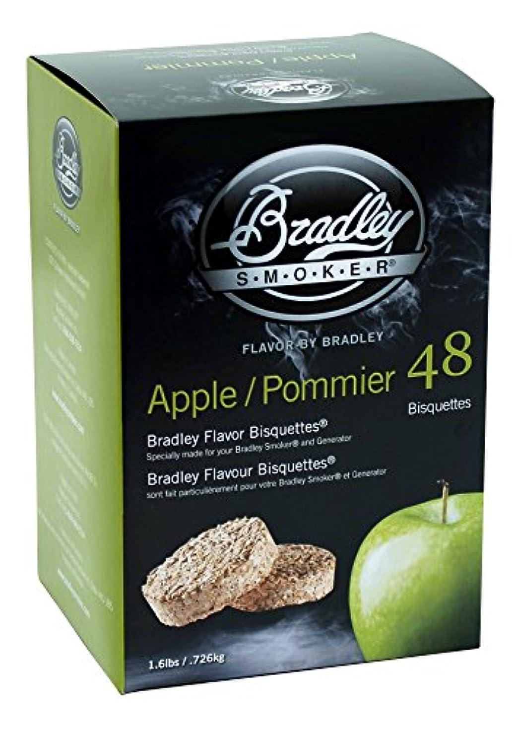 コントラスト不利益消えるGREEM MARKET(グリームマーケット) BradleySmoker ブラッドリースモーカー 燻製用チップス アップル GMU-1858