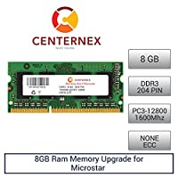 8GB RAMメモリfor Microstar ( MSI ) gp702od ( ddr312800)ノートPCメモリアップグレードby US Seller