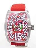 広島東洋カープ フランク三浦 コラボ腕時計 2016 ウィンターエディション 1/500