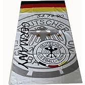サッカードイツ代表 大型バスタオル