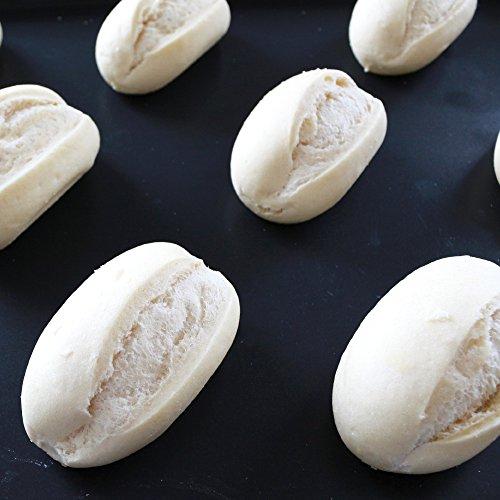 冷凍パン プチパン プレーン 半焼成 40g×10