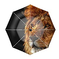 超軽量(293g) 折りたたみ傘 折り畳み日傘 UVカット率 99パーセント遮熱 晴雨兼用 ライオン