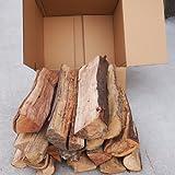 広葉樹 薪 高品質の日本産 2年間乾燥 100サイズ箱詰め 長さ36cm 水分量15%以下