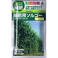 【種子】緑肥用ソルゴー 60ml
