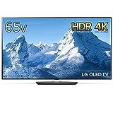 LG 65V型 有機EL テレビ OLED65B8SJB 4K HDR対応 ドルビービジョン対応 2018