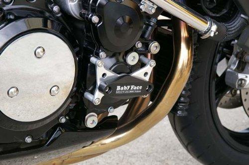 ベビーフェイス(BABY FACE) エンジンスライダー ジュラコン ブラック B-KING [ビーキング](07-) 006-SS009