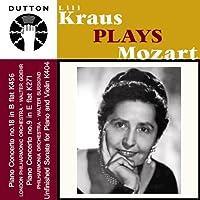 Kraus Plays Mozart-Piano Concerto Nos. 18 & 9 Unfi