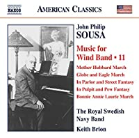 Music for Wind Band by JOHN PHILIP SOUSA (2012-12-18)