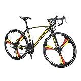 VTSP XC550 自転車 700C ロードバイク シマノ21段 変速 フレーム ディスクブレーキ サイクリング アウトドア お祝い プレゼント