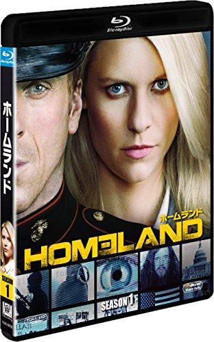HOMELAND/ホームランド シーズン1(SEASONSブルーレイ・ボックス) [Blu-ray]