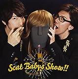 羽多野渉・佐藤拓也のScat Babys Show!!「トークをダミーヘッドで公式録音CD」/ラジオ・サントラ