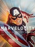 Marvelocity: The Marvel Comics Art of Alex Ross (Pantheon Graphic Library) 画像