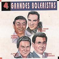 4 Grandes Boleristas