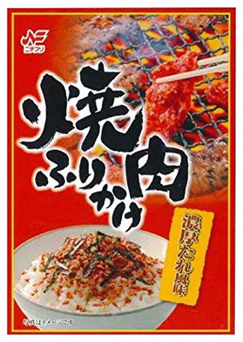 ニチフリ 焼肉ふりかけ 濃厚たれ風味 袋27g