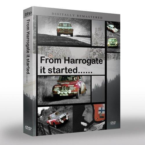 From Harrogate it Started