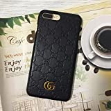 APPLE iPhone8ケース, iPhone7ケース, 超スリム 耐衝撃 指紋防止 レンズ保護 iPhone 8 ケース, iPhone 7 ケース (iPhone7/8, ブラック)
