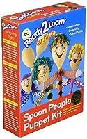 Ready2Learn Craft Kit Spoon People