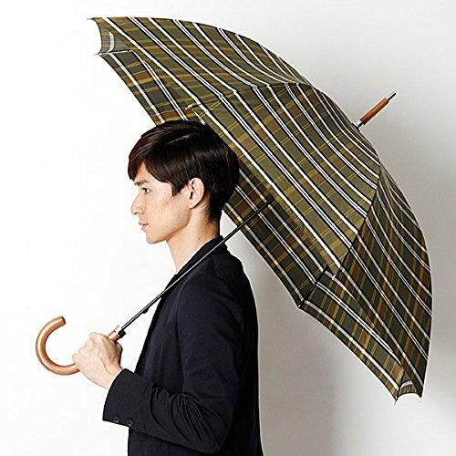 マッキントッシュ フィロソフィー(MACKINTOSH PHILOSOPHY) 長傘(手開きタイプ・親骨65cm以上・男女兼用)【カ-キ/65cm】