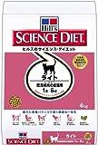 サイエンスダイエット ライト 肥満傾向の成猫用 4kg / 日本ヒルズ・コルゲート