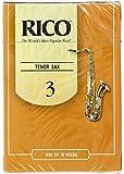 RICO リード テナーサクソフォーン 強度:3(10枚入)アンファイルド RKA1030