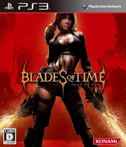 Blades of Time ブレイズ オブ タイム /PS3