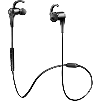 【 有線でも使えるiphone対応Bluetoothイヤホン】(JPRiDE) JPA2 Live - 2wayブルートゥース イヤホン[高音質AAC aptXコーデック 対応]マグネット搭載IPX4防水 防塵 ワイヤレスイヤホンCVC6.0ノイズキャンセリング マイク内蔵 ハンズフリー通話(AAC APT-X両対応 黒)