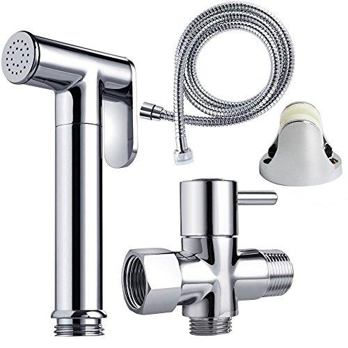 VANRAハンディおしり洗浄器 ノズル おしり洗浄器 ウォシュレット水栓 304ステンレス 蛇口 シャワーヘッド