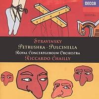 Stravinsky: Petrouchka . Pulcinella