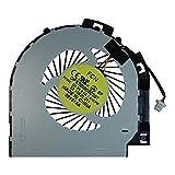 ノートパソコンCPU冷却ファン適用する Dell Inspiron 17-7737 17R (7737) P/N:DFS200005020T FFWC 0RMC3 00RMC3