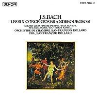 BACH: BRANDENBURG CONCERTOS(2CD)(low-price) by PAILLARD & PAILLARD CHAMBER ORCHESTRA (2009-12-23)