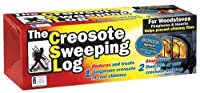 Creosote Sweepingログfor fireplaces ( Pack of 2 )