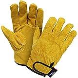 皮手袋 作業・アウトドア用手袋 マジック式