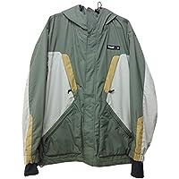 【アウトレット】 GUSH スノーボード ウエア STORM A #23003A ARMY GREEN (35) ガッシュ ジャケット