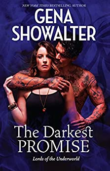 The Darkest Promise (Lords of the Underworld) by [Showalter, Gena]
