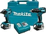 マキタ18Vブラシレスインパクトドライバー&振動ドリル2台セット LXT239【USAマキタモデル/日本仕様対策済】