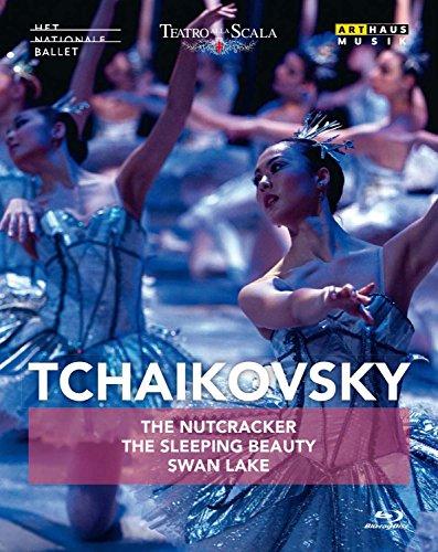 Nutcracker the Sleeping Beauty & Swan Lake [Blu-ray]