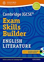 Cambridge IGCSE Exam Skills Builder English Literature