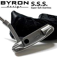 """(バイロンデザイン)BYRON DESIGN SSS 029X 370G""""Inspired by J.S."""" シャンペーンブラック仕上げ"""